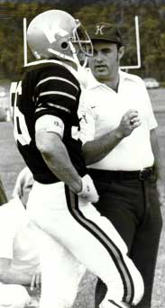 Dr. Frank Jeremy, KCollege football coach and employee assistance provider